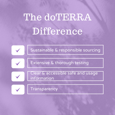 The doTERRA DIifference (1)